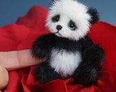 Angelica - A Valentine Panda for You to Love