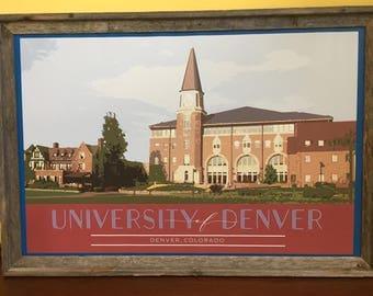 Denver University Poster