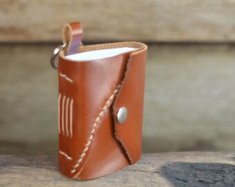 MINI Journal / Leather / Keyring