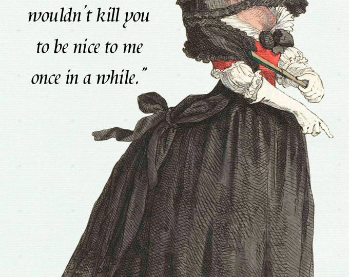 Marie Antoinette Postcard. Marie Antoinette. Marie Antoinette Card. Postcard. Card. Black. Red. Marriage. Husband. Wife. Death. Black Lace.