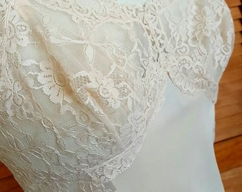 Gossard Artemis Nude Slip/ Full Slip / Size 38