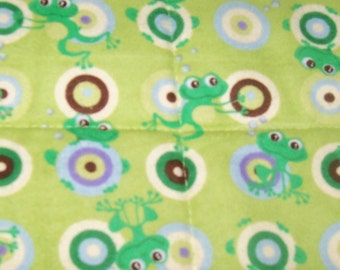 SALE! Green Frogs! Pet Mat