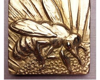 Honeybee Bronze Tile