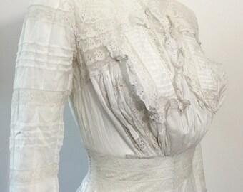 Reserved Beautiful Edwardian Day Dress