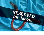 RESERVED LISTING for Jacqui: Zuleika - Magic Wand - Vortex Wood & Quartz Crystal