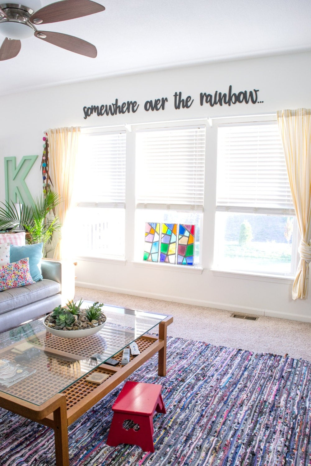 wooden word signs living room wall quote custom wood quote