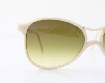 70's light weight french aviator sunglasses - MARK DOWN - see details