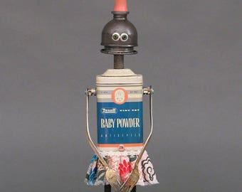 Robot Sculpture - Oveta
