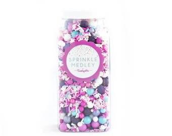 Sweetapolita Sprinkles Medley- Tutu Sweet 8oz. (Net wt. 5.8oz)