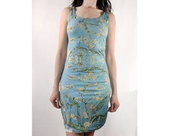 Blossom Fitted or Flared Dress
