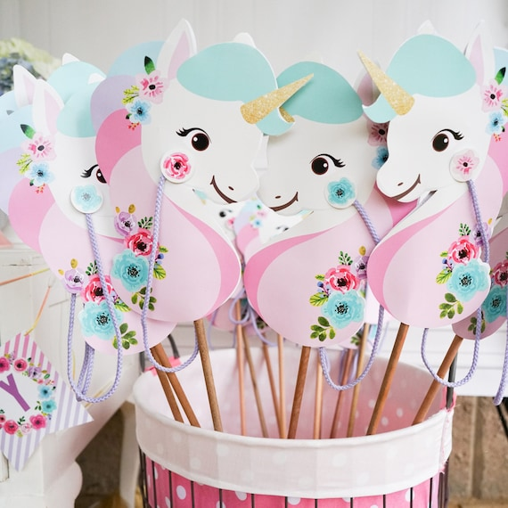 Unicorn Party Decorations Everyday Parties
