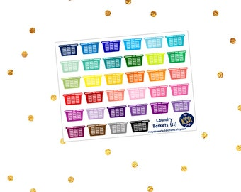 Laundry Baskets {11}