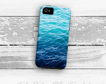 Ocean iPhone 6s Case - iPhone 6s Plus Cover - iPhone 5s Case - Teal Beach iPhone - Beach iPhone 7 Case - iPhone 6 Case - iPhone 7 Plus Case