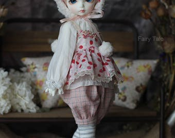 Miss Mehhhh, dress set for MSD / Rosenlied holiday(BJD)