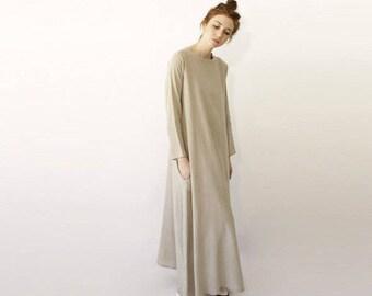 Long flowy dress | Etsy