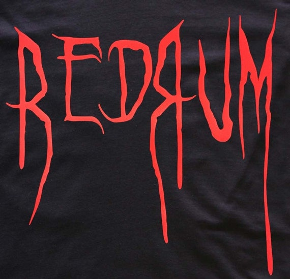 REDRUM T-Shirt/tank top/dress - Stanley Kubrick The Shining - Room 237