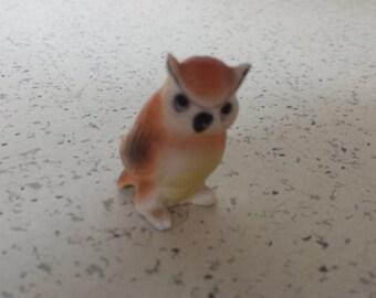 Hagen Renaker Miniature Owl