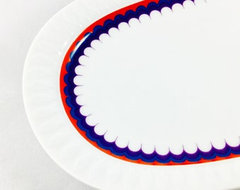 Platter from the 70's, 70s, Flowerpower