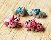 UV color changing   MINI Gemstone Royal Mer-Dragon Figurine   Miniature Dragon   'MYSTERY' box