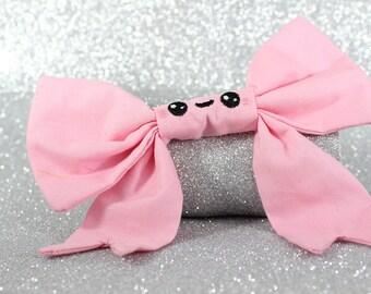 Kawaii Hair Accessories, Large Hair Bows, Kawaii Style, Kawaii Clothing, Kawaii Hair Bow, Cute Hair Bow, Girls Hair Bow, Pink Bow