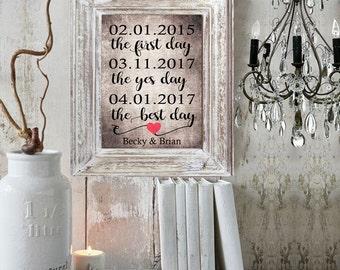 """Trouver """"gift for boyfriend"""" dans Papeterie et accessoires de fête"""