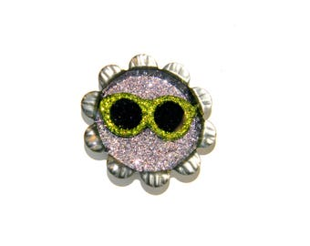 NEW Petal Cap Magnet - Sunglasses - Single Magnet