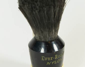 Shaving Brush, grooming, vintage shave, Vintage Ever-Ready, Made in the U.S.A., vintage shaving brush, Ever-Ready