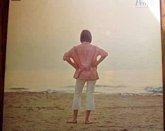 People, Barbara Streisand, LP Record Album 1964