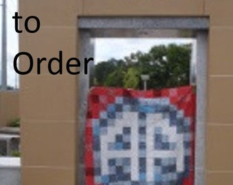 82nd Airborne Quilt-Made to Order