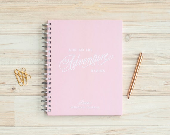 Wedding Planner Ideas Book: Wedding Journal Personalized Wedding Planner Book Wedding