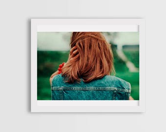 woman portrait, portrait photography, hair photos, canvas photo prints, wall art decor, fine art photography, eye poetry photography