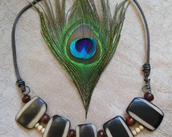 Forest Warrior Necklace