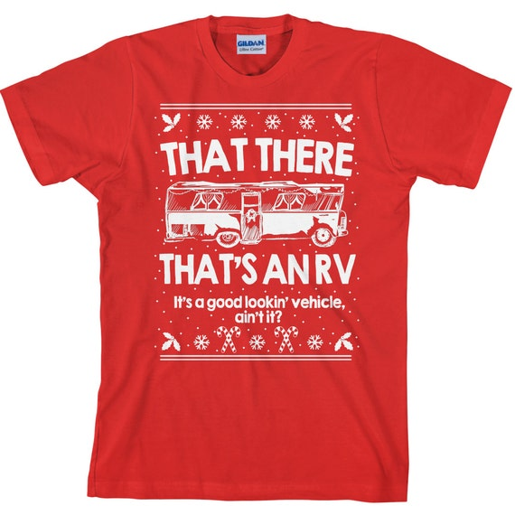 Cousin Eddie Christmas T Shirt That There 39 S An Rv