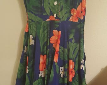Ladies Size Small Vintage sundress