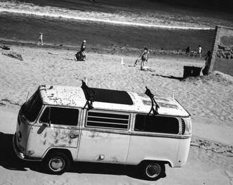 Malibu Beach - Van