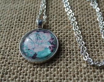 Spring Time Floral Necklace
