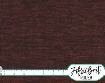 BROWN WOOD Fabric by the Yard, Fat Quarter Dark Brown Fabric Wood Texture Fabric 100% Cotton Fabric Quilting Fabric Apparel Fabric w10-22