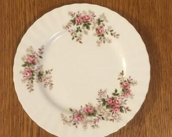 """Royal Albert Lavender Rose 8 1/4"""" Salad Plate"""