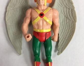 Kenner Super Powers Hawkman - Vintage 80's Action Figure Toy Toys Superhero Comics