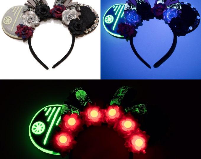 Death Star Mouse Ears Headband