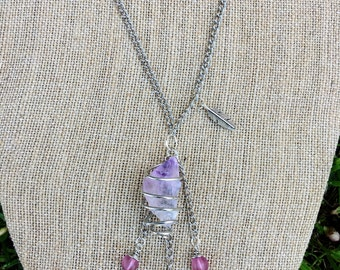 Wrapped Amethyst