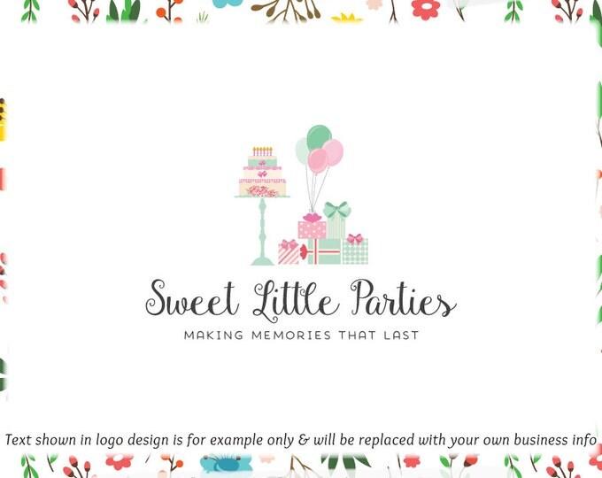 Party Planner Logo Maker  Design Party Planner Logos