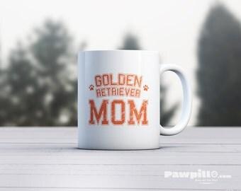 Golden Retriever Mug - Dog Mug - Dog Lover Mug - Golden Retriever Dad - Golden Retriever Mom - Golden Retriever Gift - Dog Gift