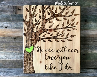 Love Quote Signs Fair Love Quote Sign  Etsy