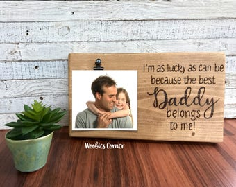 first fathers day gift daddy photo frame first fathers day frame gift for dad daddy gifts dad picture frame daddy picture frame