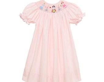 Princess Smocked Dress