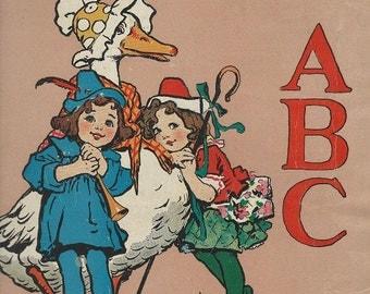 mother goose abc frances brudage illustrations 1913 downloads