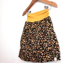 Baby Girl Skirt, Baby Girl, Liberty Skirt, Liberty Baby, Toddler Skirt, Toddler Girl, Liberty Girl, Liberty Ditsy Floral Skirt