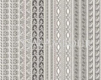 Decoupage Paper PRINT-ROOM. Italian Paper #PR015