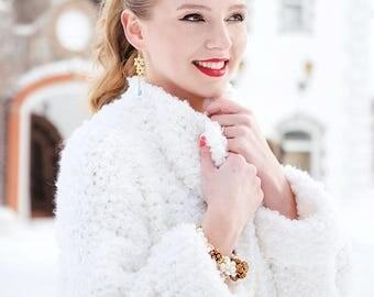 Bridal Boucle jacket